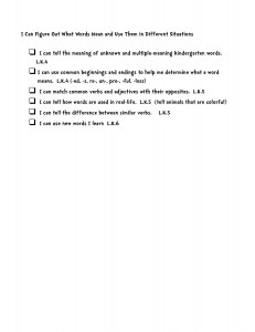 i can common core statements kindergarten language-page-002