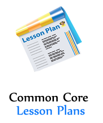Common Core Lesson Plans