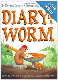 diary of a worm lesson plan